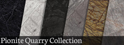 Pionite Quarry Collection