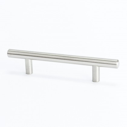 Tempo Bar Pull (Brushed Nickel) - 96mm