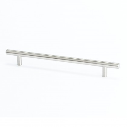 Tempo Bar Pull (Brushed Nickel) - 192mm