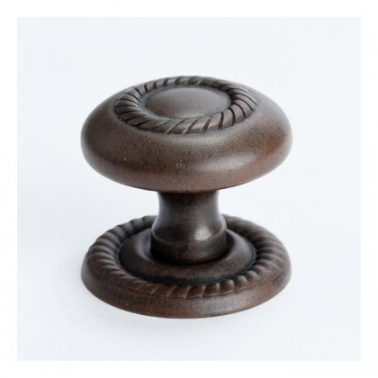Advantage Plus Knob (Rust Glaze) - 1-1/4""
