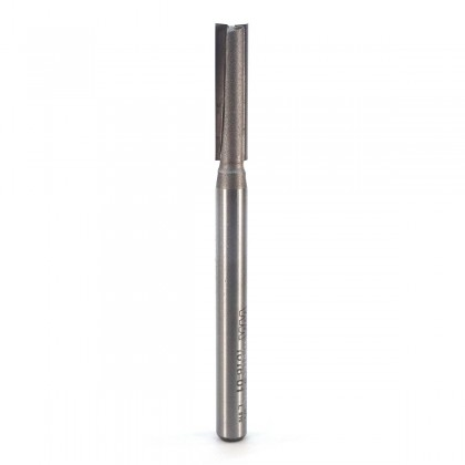 "1/4""D x 1""CL Straight Bit (Two Flute)"