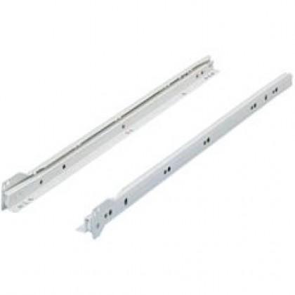 """FR402 3/4 Extension Drawer Slides (White) - 12"""""""