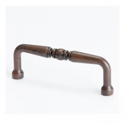 Advantage Plus Pull (Rust Glaze) - 3""