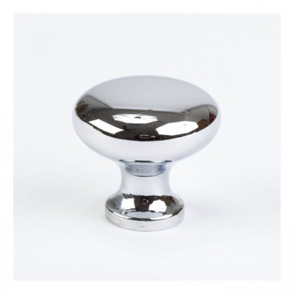 Advantage Plus Knob (Polished Chrome) - 1-1/8""