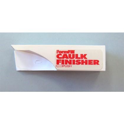 FormFill Caulk Finisher