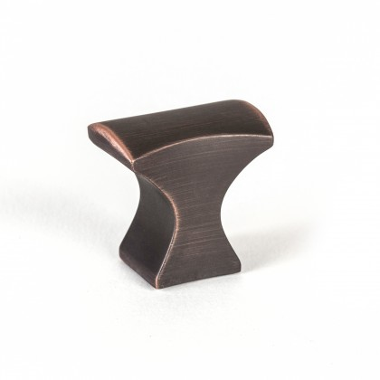 """Aspire Knob (Verona Bronze) - 1-1/4"""""""