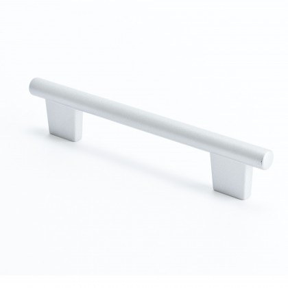 Round Bar Pull (Aluminum) - 128mm