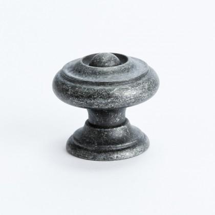 Euro Rustica Knob (Rustic Iron) - 30mm