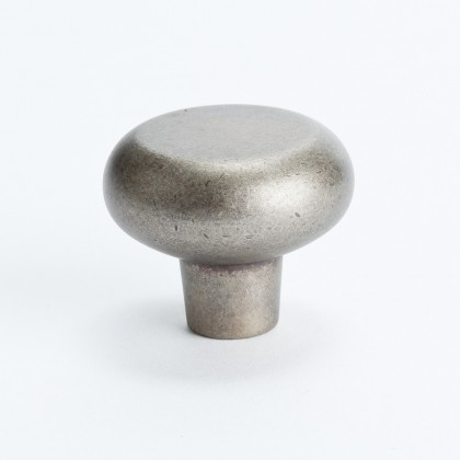 Euro Rustica Knob (Rustic Nickel) - 30mm