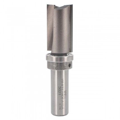 "3/4""D x 1-1/4""CL Template Bit w/Ball Bear Guide"