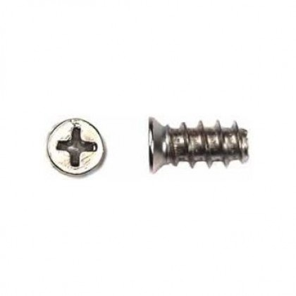 #5 x 13mm Phillips Drive, Euroscrew, Nickel