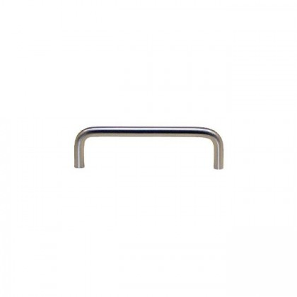 Wire Pull (Brushed Chrome) - 4""