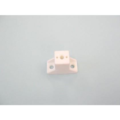 """Drawer Slide Spacer (White) - 1 1/2"""""""
