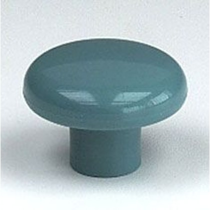 Rio Knob (Sea Spray Polypropylene) - 1 1/2""