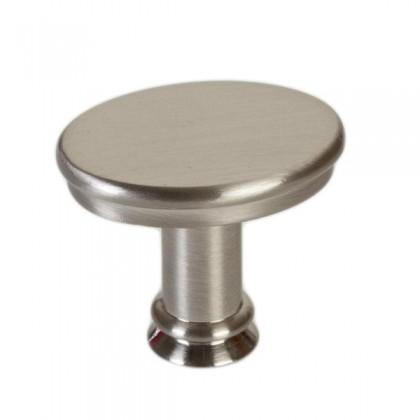"""Knob (Brushed Nickel) - 1.02"""""""