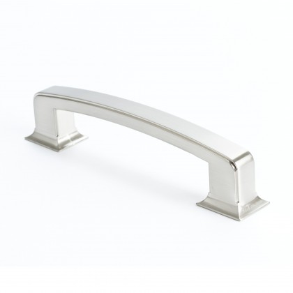Hearthstone Pull (Brushed Nickel) - 6""
