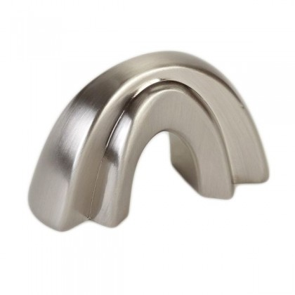 Betty Pull (Brushed Nickel) - 32mm