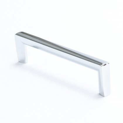 Metro Pull (Polished Chrome) - 128mm