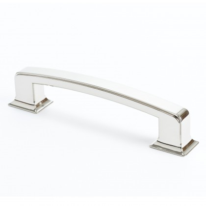 Designer Group 10 Pull (Polished Nickel) - 6""
