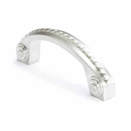 Newport Pull (Brushed Nickel) - 3""