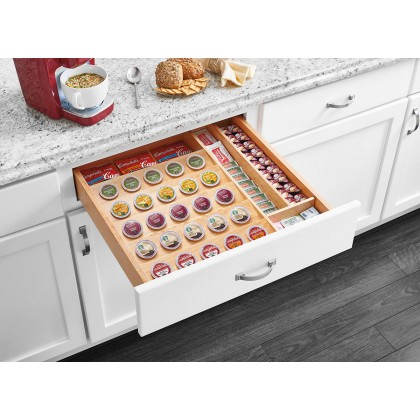 "K-CUP Tray Insert for 24"" Cabinet Drawers"