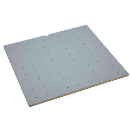Drawer Peg Board w/Vinyl Lining (Medium)