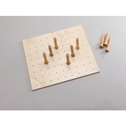 Small Drawer Peg System