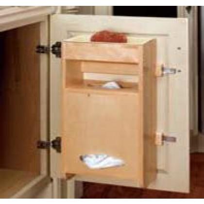 """Grocery Bag Holder (15"""" Cabinet)"""