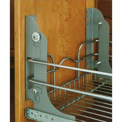 Wire Basket Door Mounting Kit