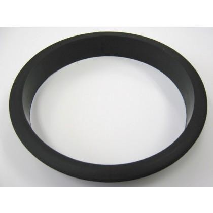 """Waste Opening Grommet (Black) - 6"""""""