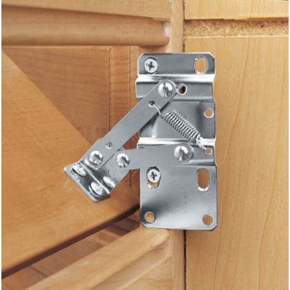Hinges For Tip-Out Trays