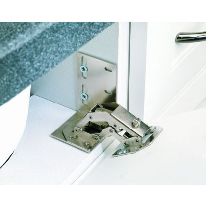 Euro Tip Out Hinge (Sink Front)