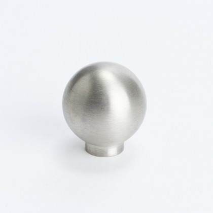 Knob (Stainless Steel) - 25mm