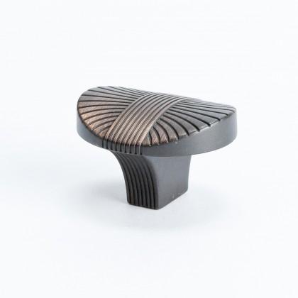 Opus Knob (Verona Bronze) - 30mm x 35mm