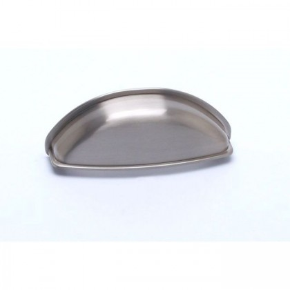 Reprise Cup Pull (Brushed Nickel) - 3""