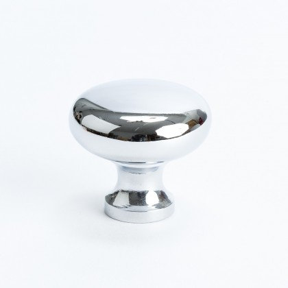 Salem Knob (Polished Chrome) - 1 1/4""