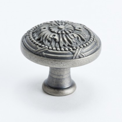 Toccata Knob (Weathered Nickel) - 32mm