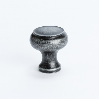 Forte Knob (Rustic Iron) - 31mm