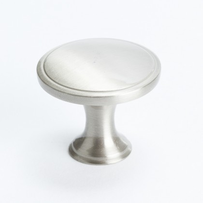 Oasis Knob (Brushed Nickel) - 1-1/4""