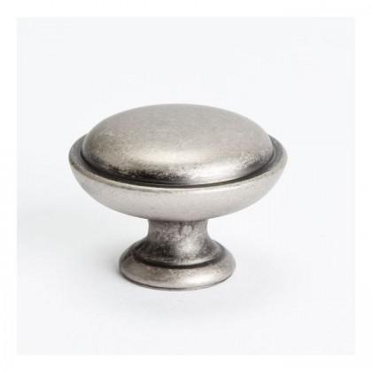"""Advantage Plus Knob (Weathered Nickel) - 1-1/8"""""""