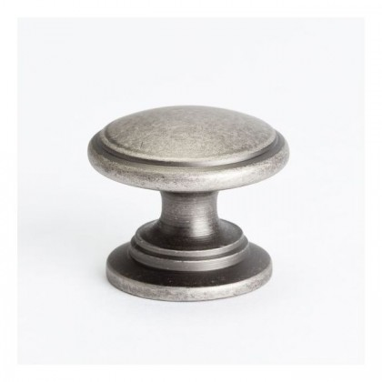 Advantage Plus Knob (Weathered Nickel) - 1-3/16""