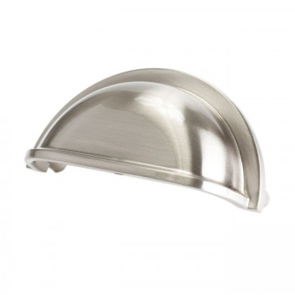 """Advantage Plus Cup Pull (Brushed Nickel) - 3"""""""