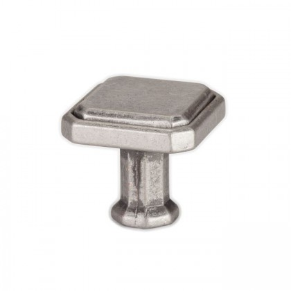 "Harmony Knob (Weathered Nickel) - 1-3/16"""