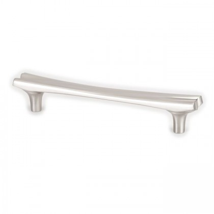 Puritan Pull (Brushed Nickel) - 128mm