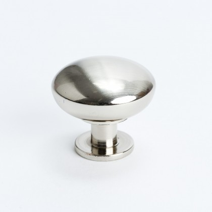 Cadence Knob (Antique Silver) - 1 1/4""