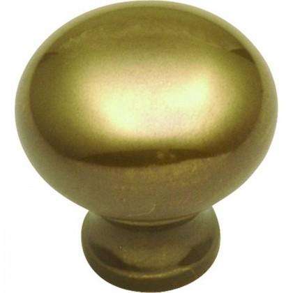 "Knob (Sherwood Antique Brass) - 1/2"""