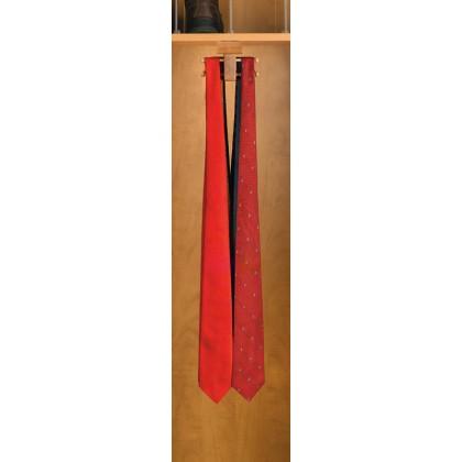 """20"""" Tie Butler (Natural Wood)"""