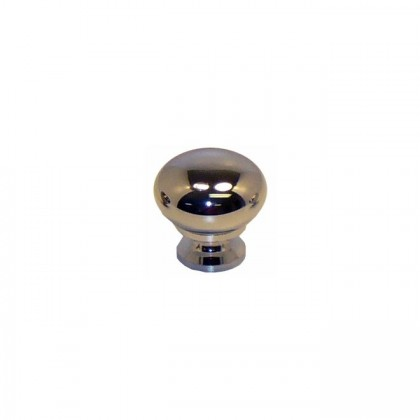 Knob (Polished Chrome) - 1 1/4""