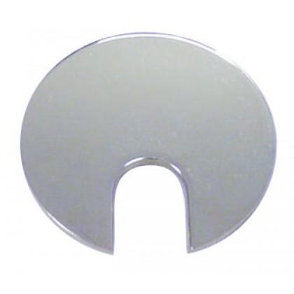 64mm Metal Grommet (Chrome)