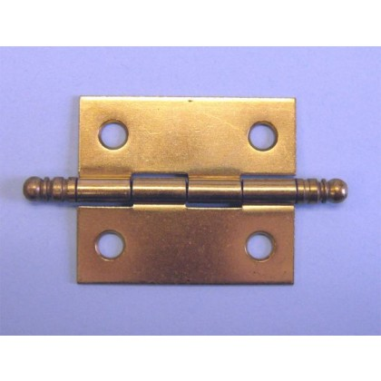 "2"" x 1 23/32"" Butt Hinge (Antique Brass)"
